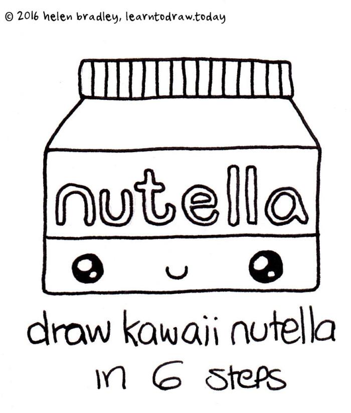 nutella-opening